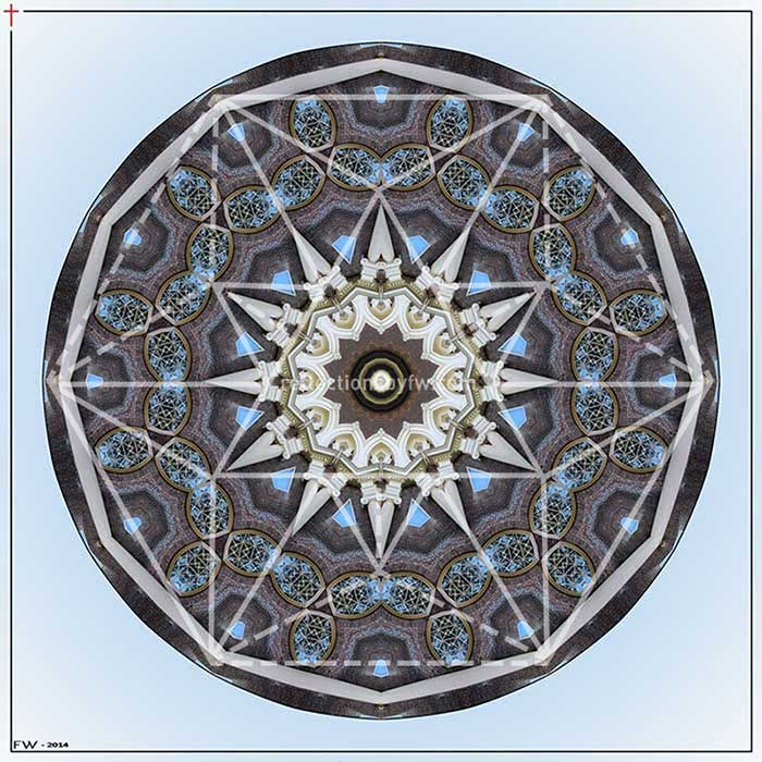 St. Philip Neri – Original Church Mandala